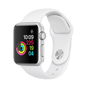 APPLE WATCH SERIES 1 THÉP TRẮNG